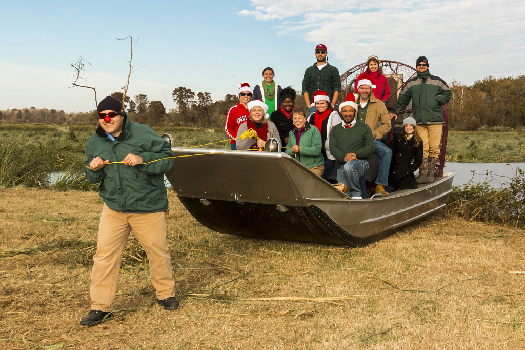 2014 - December Staff Photo 2