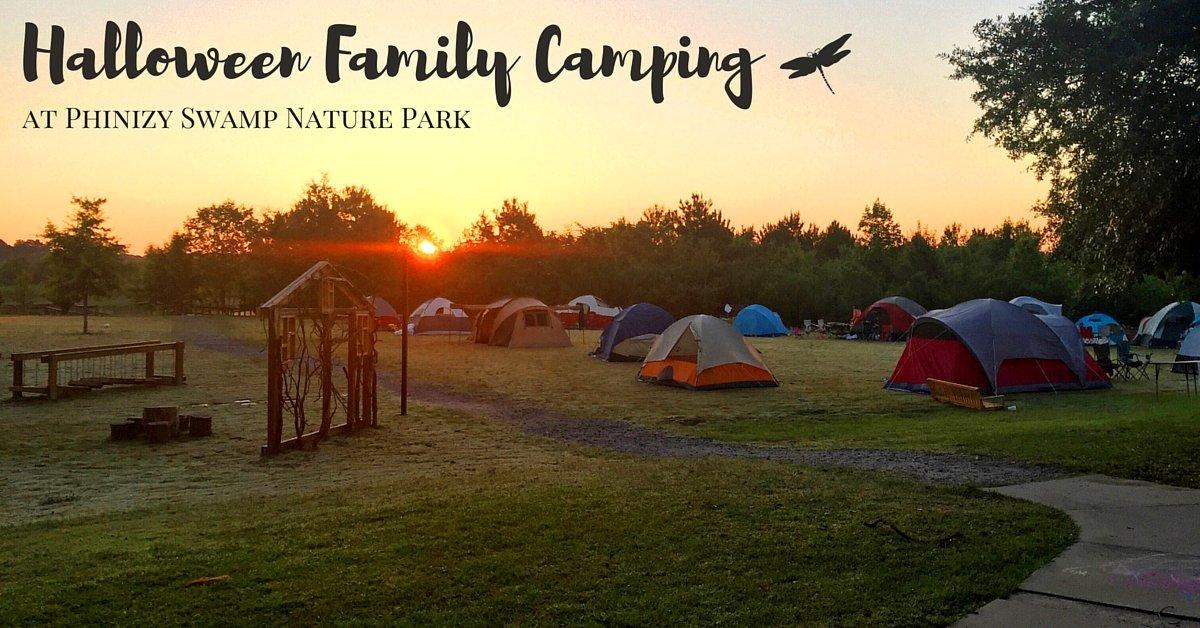 Halloween Family Camping Night 2018