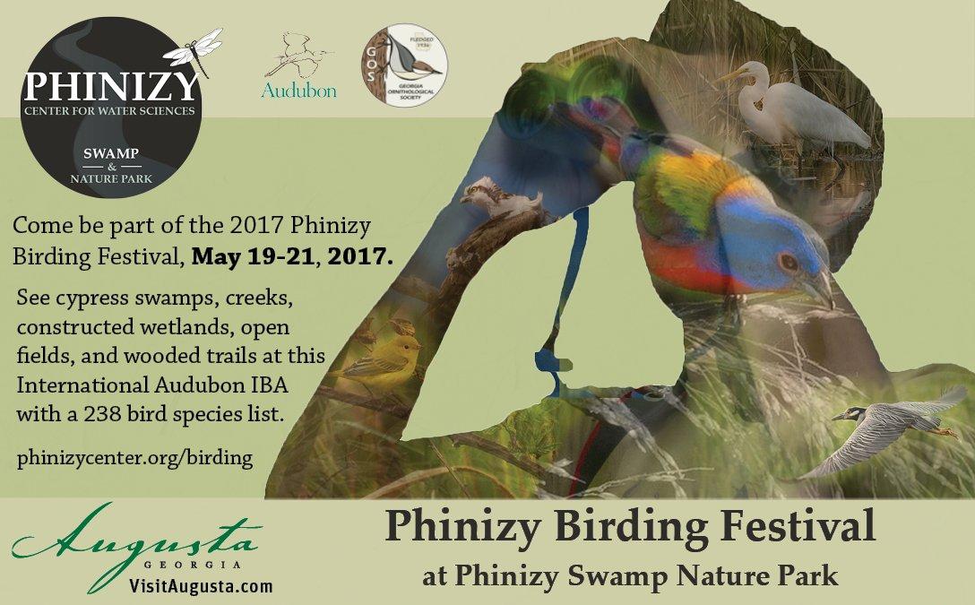 Phinizy Birding Festival