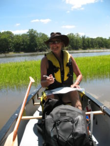 Ruth Paddle GA water quality monitoring
