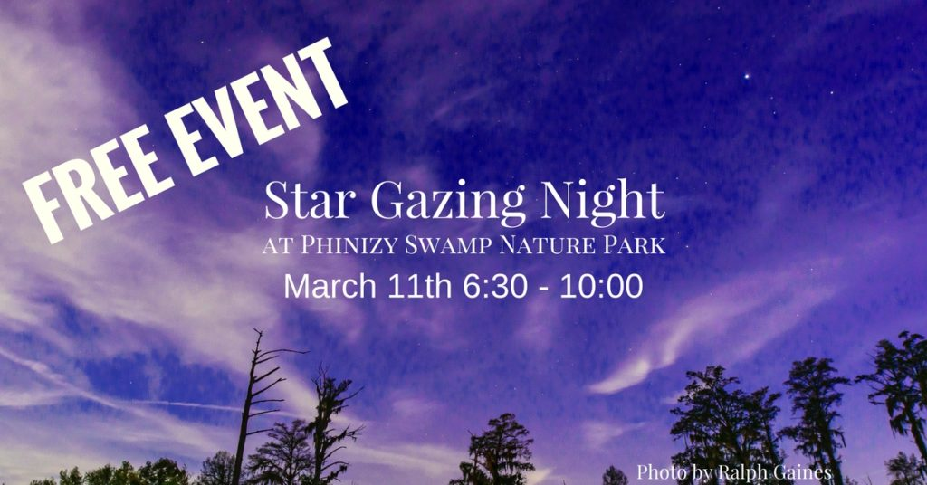 Star Gazing at Phinizy 3